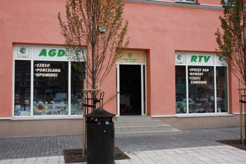 Sklep RTV-AGD Kórnik